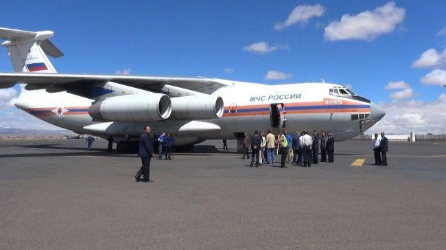 الكشف عن مهمة الطائرة الخاصة التي هبطت في مطار صنعاء (تفاصيل)