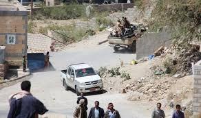 مصرع قيادي حوثي كبير و 4 من مرافقيه في صراع مع أخرين موالين للمخلوع صالح في تعز