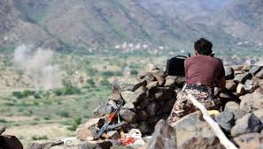 مصرع وإصابة 28 عنصرا من المليشيات الإنقلابية بغارات جوية في تعز