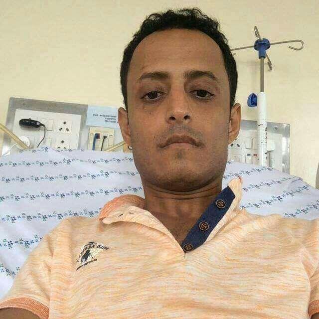 شاهد بالصورة..الكشف عن الارهابي الذي قتل الناشط أمجد عبدالرحمن ومركزه العسكري