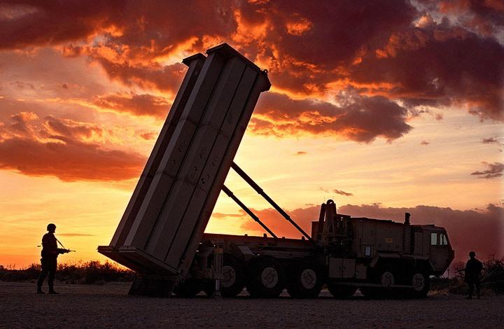 """من المقرر تزويد السعودية بهذا السلاح.. واشنطن تختبر نظام """"ثاد"""" للدفاع الصاروخي فوق المحيط الهادي"""