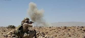 صرواح: مصرع 8 من عناصر مليشيا الحوثي وجرح آخرين