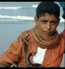 """جريمة اخرى يتركبها الحزام الامني في عدن بحق الشاب """"ناصر محمد سالم حوتري"""""""