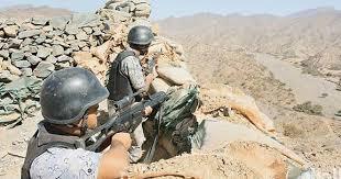القوات المشتركة تحبط هجوما للمليشيات على الحدود السعودية