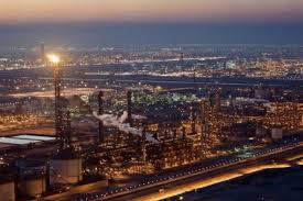 السعودية تصدر بيان توضيحي بشأن حريق في مصفاة بالمنطقة الصناعية بينبع
