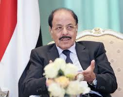 نائب رئيس الجمهورية يشيد بأدوار اعضاء مجلس النواب في مساندة الشرعية