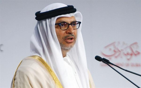 وزير الدولة الإماراتي: استهداف المليشيا الانقلابية لميناء المخا ممارسة إجرامية تجاه العمل الإغاثي