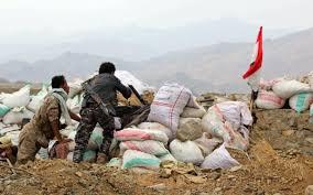 قوات الشرعية تسيطر على تلة الخزان في مفرق المخاء