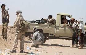 مقتل 3 من عناصر المليشيات في عملية نوعية للجيش الوطني بين دمت والرضمة