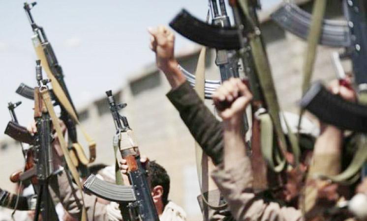 الانقلابيون يختطفون مواطنين بمحافظة الضالع