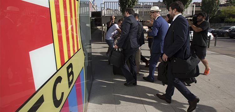 اخيراً.. نيمار يدفع الشرط الجزائي لبرشلونة