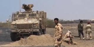 الجيش الوطني يتوسع في مفرق المخاء