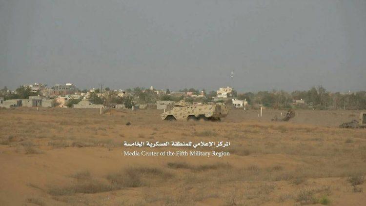 ماهي الاهمية الاستراتيجية للمواقع التي استولى عليها الجيش الوطني في جبهة حرض؟
