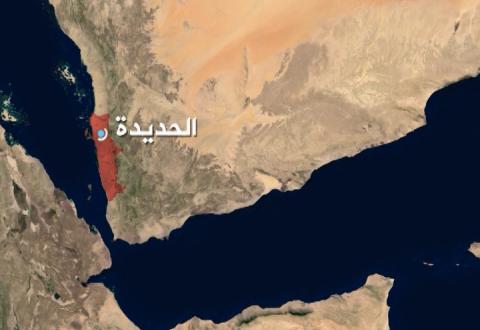 """استعداداً لتحريرها .. التحالف العربي يعزل الحديدة عن صنعاء """"صور"""""""