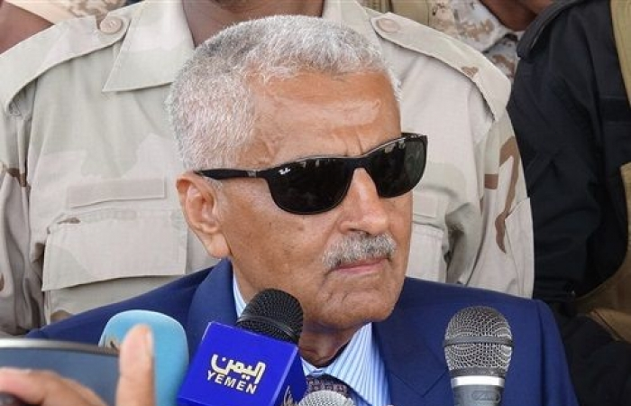 """وزير الداخلية """"حسين عرب"""" يستبعد أي حل سياسي لما يحدث في اليمن"""