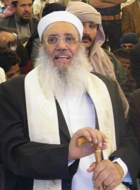 """عااااجل.. شاهد اول صورة للشيخ """"محمد المؤيد"""" بعد وفاته"""