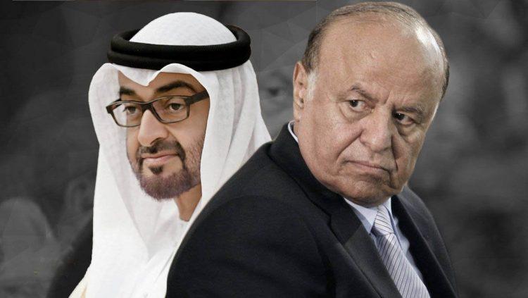 """الرئيس هادي """"للصبر حدود""""… والرحبي يؤكد: """"الخلاف مع الامارات بلغ ذروته"""".. تفاصيل هامة"""