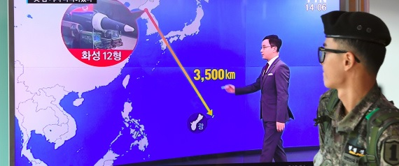 تعرف على الوقت الذي تستغرقه صواريخ كوريا الشمالية للوصول لنيويورك!؟.. وهل يجد الأميركيون الوقت للاختباء؟