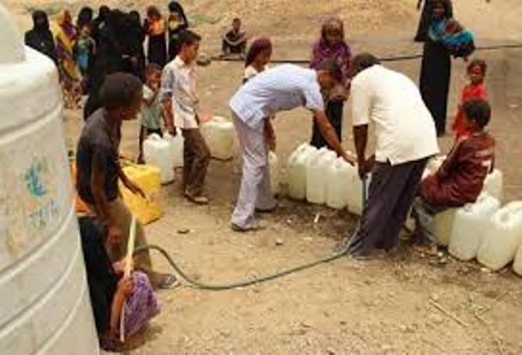 منظمة أوكسفام : الوضع الانساني في اليمن وصل نقطة حرجة