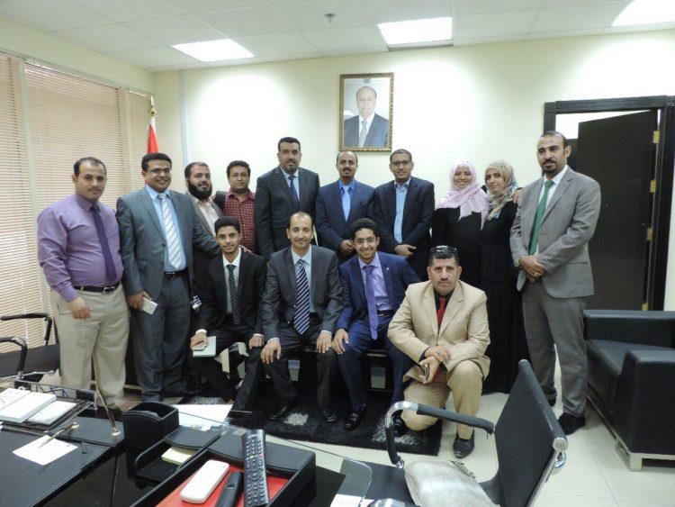 وزير الاعلام يدشن دورة تدريبية للإعلاميين والصحفيين