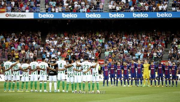 بداية قوية للدوري الاسباني.. ريال مدريد يتصدر بفارق الاهداف عن برشلونة