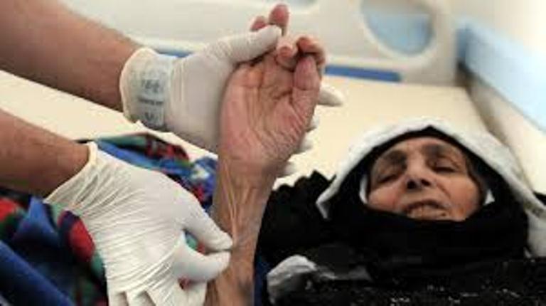 منظمة الصحة العالمية: ألفا حالة وفاة و537 ألف حالة إصابة بوباء الكوليرا في اليمن
