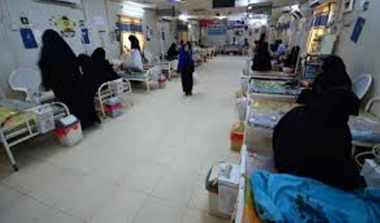 منظمة الصحة العالمية تعلن ارتفاع عدد ضحايا وباء الكوليرا الى 2016 حالة وفاة