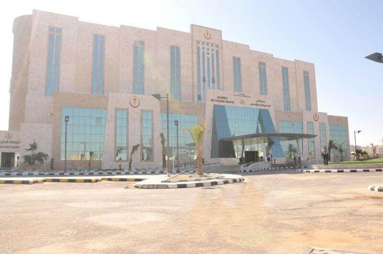 البحث الجنائي يعثر على المولود المختطف من مستشفى الملك خالد بالخرج السعودية