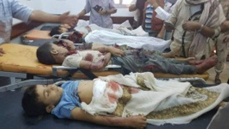 مؤسسة وثاق تدين المجازر التي ارتكبها الحوثيون بتعز وتستنكر صمت الامم المتحدة