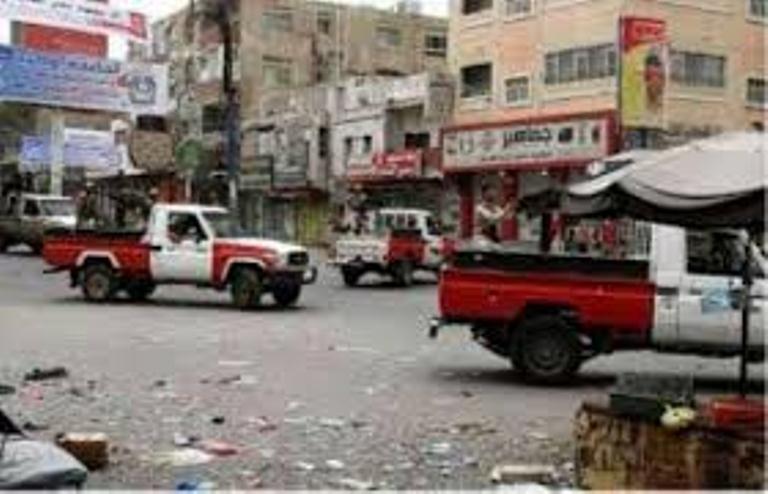 الشرطة العسكرية بتعز تداهم اوكار مجاميع ارهابية في المدينة