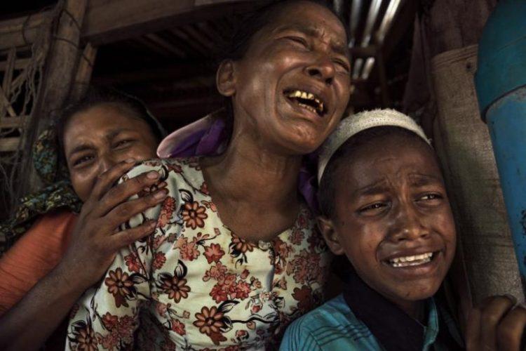 جرائم قتل عشوائي.. آلاف المسلمين يُذبحون والعالم يتفرج