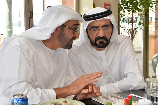 """أزمة صامتة تشعل الإمارات.. تعرف على الصراع الخفي بين """"أبوظبي"""" و""""دبي"""" بسبب تدخلات """"ابن زايد"""" وهروب المستثمرين"""