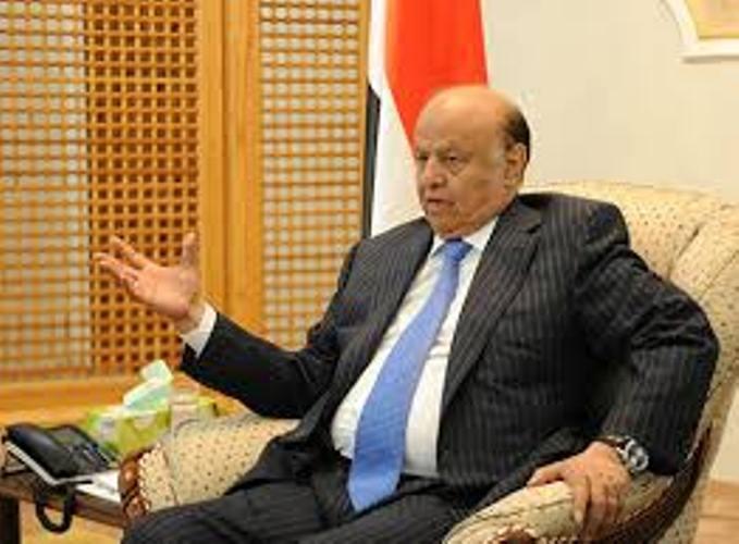 """الرئيس هادي: الحوثيون أصبحوا أقوى من صالح، والمجلس الانتقالي يعتبر في حكم المنتهي """"حوار"""""""