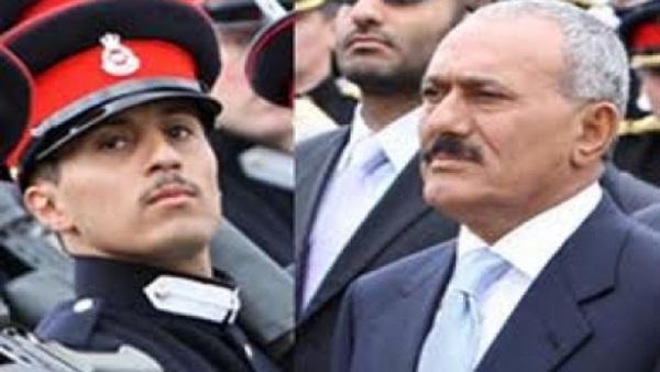 """الحوثيون يؤكدون إصابة صلاح نجل المخلوع علي عبدالله صالح """"صورة"""""""