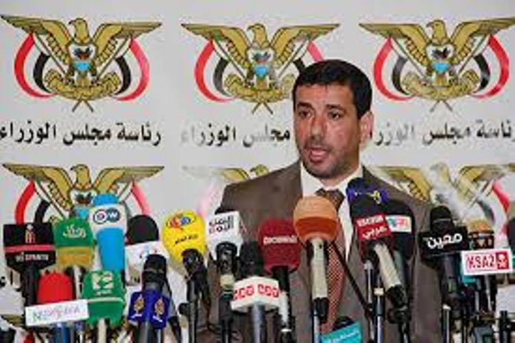 الحكومة تحذر المجتمع الدولي من تضاءل فرص السلام وتقول أن الإتفاق مع الحوثيين أصبح صعبا