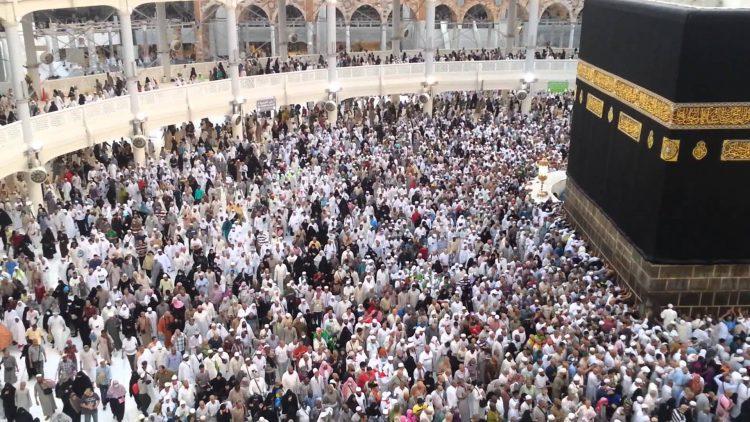 حجاج بيت الله الحرام المتعجلون يستعدون لأداء طواف الوداع وزيارة المسجد النبوي