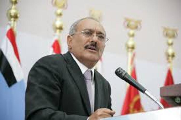 حقيقة قرار اعتقال المخلوع علي عبدالله صالح