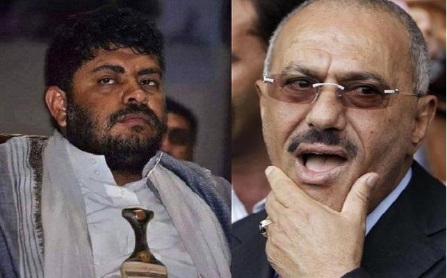 """تصاعد حدة التوتر بين الانقلابيين بصنعاء والحوثيون يدعون للزحرف الى """"قصر المخلوع صالح"""""""