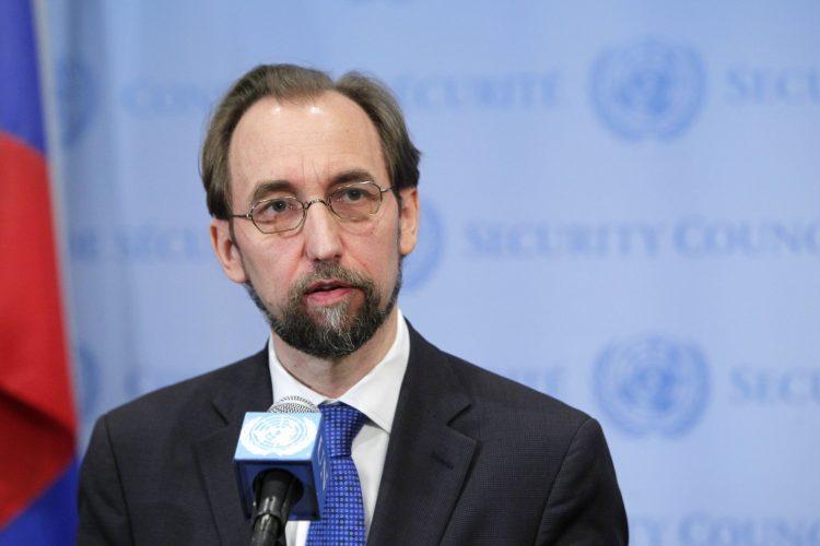 المفوض السامي للأمم المتحدة: تحفظ المجتمع الدولي على طلب العدالة لضحايا النزاع في اليمن أمرا مخزي