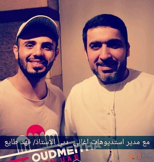 """الفنان اليمني عمار العزكي يواصل العمل لإخراج الالبوم الأول """"صورة"""""""