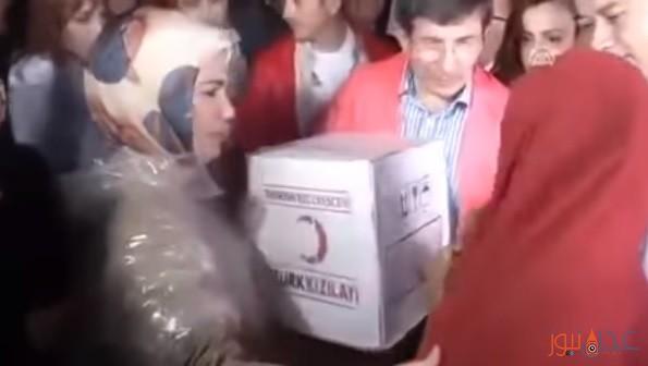 شاهد زوجة الرئيس التركي اردوغان وهي تبكي أثناء زيارتها لمخيمات الروهينجا في بنجلاديش