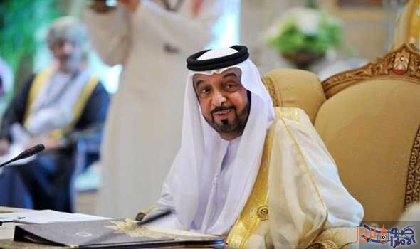 رئيس دولة الامارات خليفة بن زايد يعود إلى بلاده بعد رحلة خاصة وتغييب متعمد