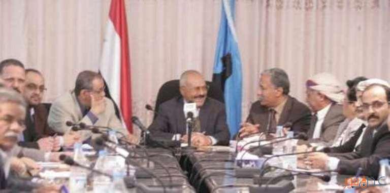 مؤتمر صالح: حاولنا حل الخلافات مع الحوثيين وللأسف الشديد استمر التجاوز لكل ضوابط ونصوص ومقتضيات الشراكة