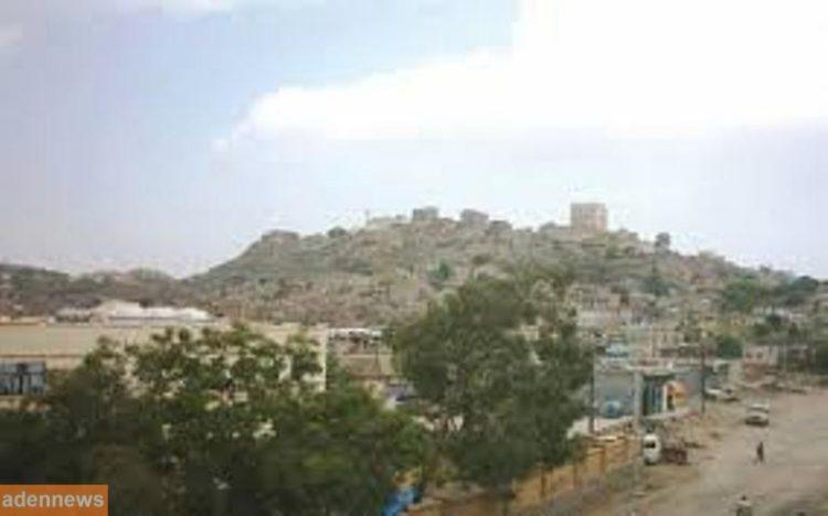 مقتل مدني برصاص قناص تابع للمليشيات في مديرية مريس بمحافظة الضالع