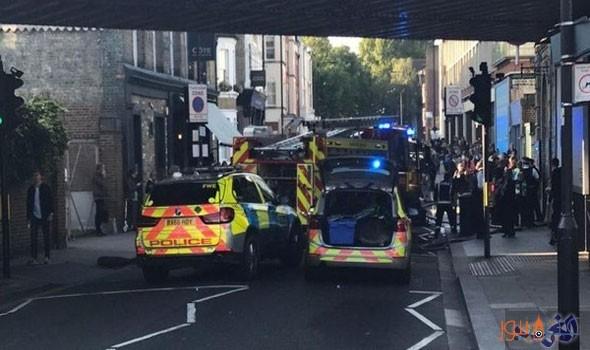 إدانة يمنية للعمل الارهابي الذي استهدف محطة (بارسونز غرين) في لندن