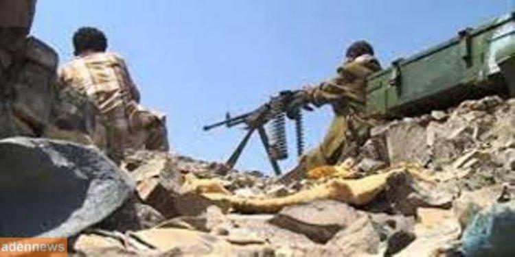 قوات الجيش الوطني تشن هجوم على مواقع المليشيات في الجوف