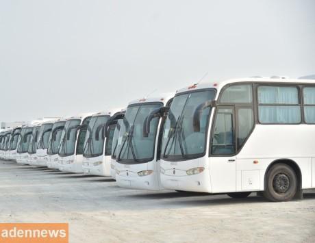 غدًا.. البدء بادشين أول رحلة لأسطول النقل البري من المكلا إلى عدن