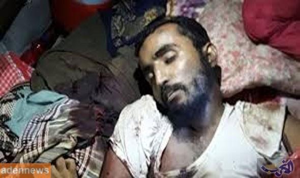 شاهد صورة امير تنظيم القاعدة التي عثرت عليها قوات الحزام الأمني في أبين