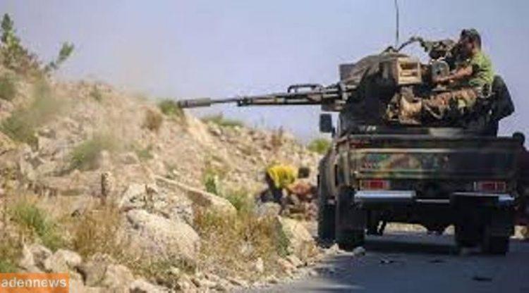 قوات الجيش الوطني تستعيد قرية الصيار من ايدي المليشيات جنوب تعز