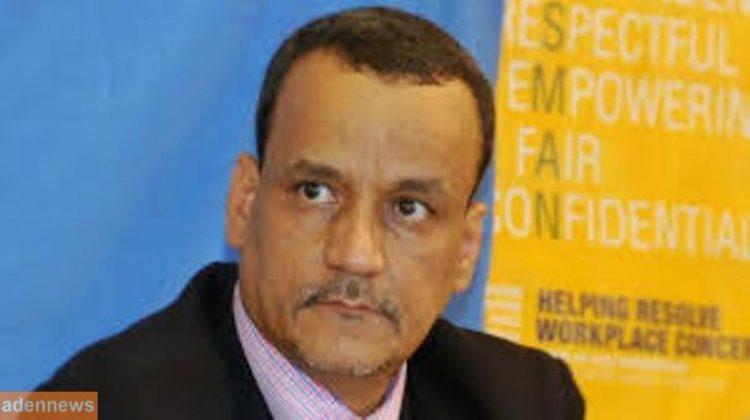 ولد الشيخ: المشاورات مع الحكومة اليمنية بشان مقترح الحديدة مستمرة